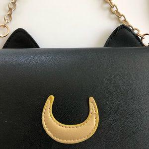 Handbags - Black Cat shoulder bag